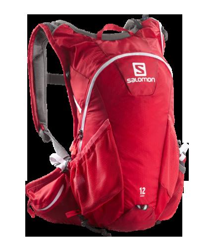 Salomon Agile² 12 Set bright red