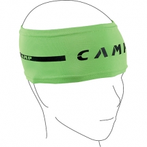 Camp Summer Headband fluo green