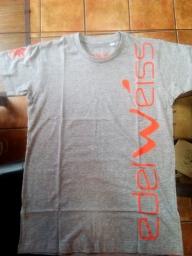 Edelweiss Tee-Shirt Edelweiss grey