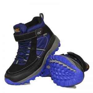 Regatta Trailspace 2 Mid JNR surfspray/blue/black