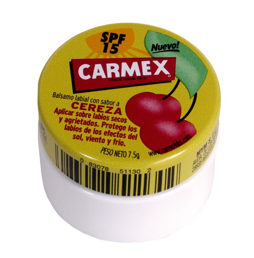 Carmex Cereza tarro 7.5 g