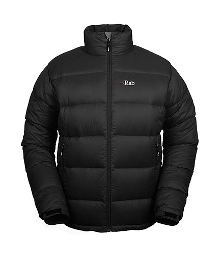 Rab Arete Jacket black
