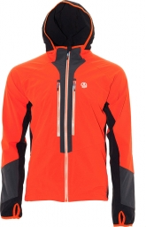 Ternua Active Jacket a-orange red