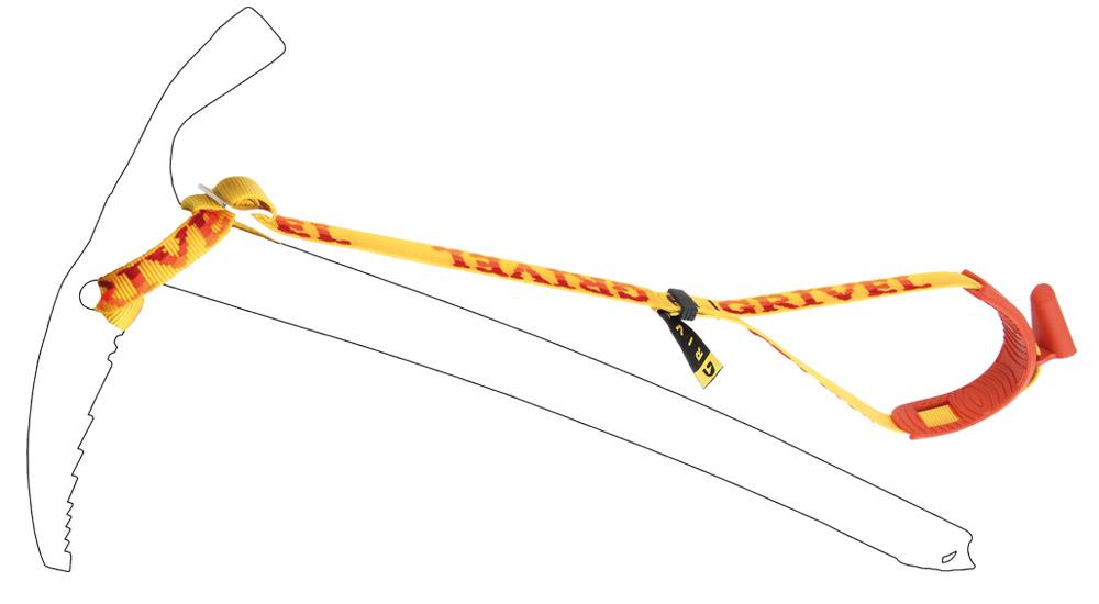 Grivel Long Leash dragonera