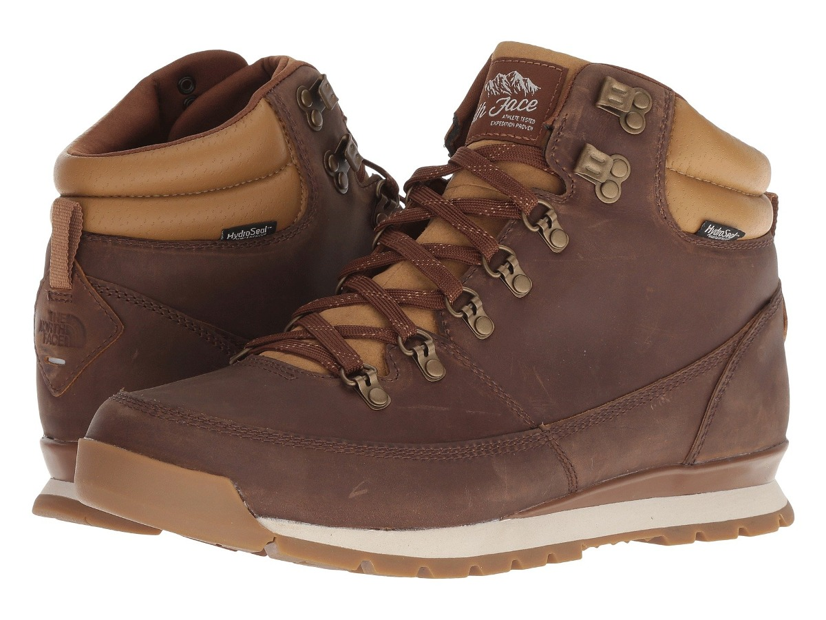 The North Face Back to Berkeley Redux LTR chocolate brown/golden brown