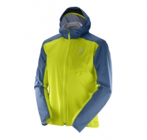 Salomon Bonatti WP JKT M lime punch