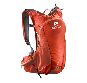 Salomon Agile 12 Set bright red