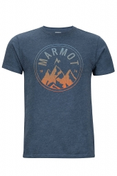 Marmot Perimeter Tee SS navy heather