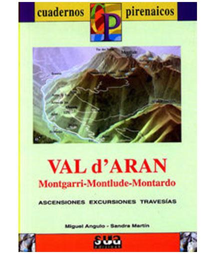 Val D'Aran (libro+mapa)
