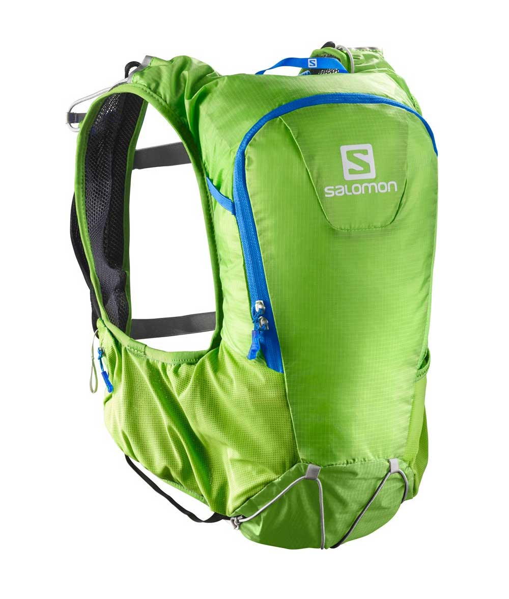 Salomon Skin Pro 10 Set granny green