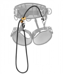 Petzl Puente Enganche Regulable para Sequoia