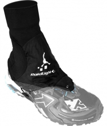 Raidlight Stop Run Gaiters noir