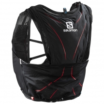 Salomon Adv Skin 12 set black talla M/L