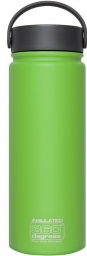 360º Degrees Boca Ancha Insulated 1000 ml green