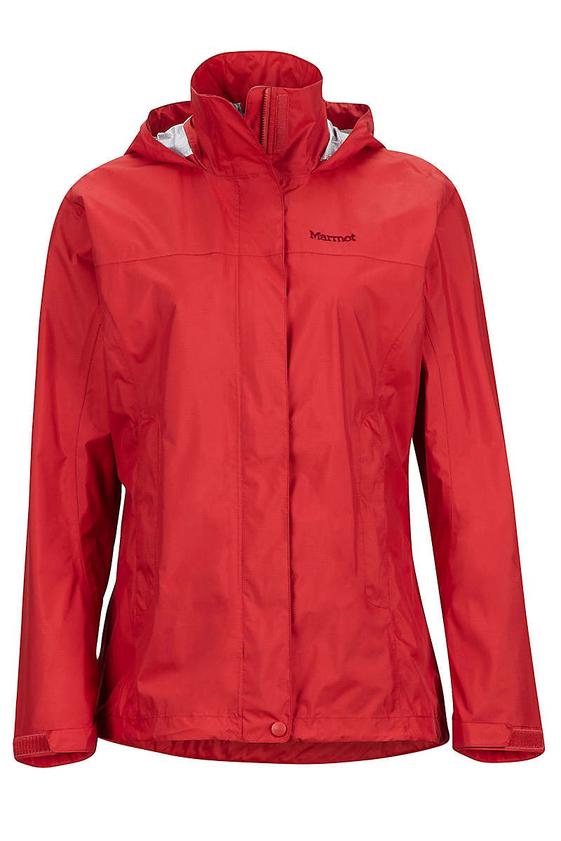 Marmot Wm's PreCip® Jacket desert red