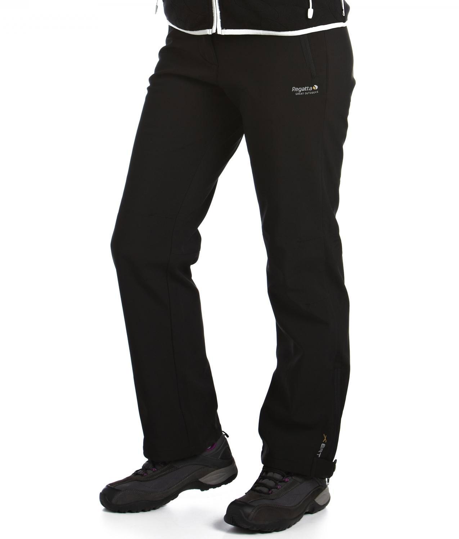Regatta Woman Geo Softshell Trousers Long