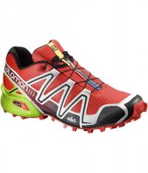 Salomon Speedcross 3 radiant red