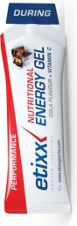 Etixx Nutritional Energy Gel Cola 38g