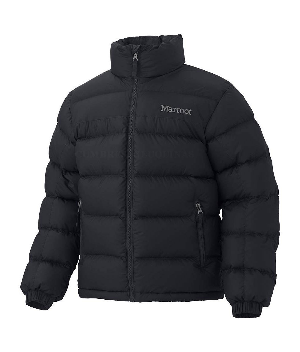 Marmot Guides Down Sweater M´s Black