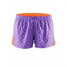 Craft Focus Race Shorts line lilac