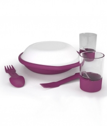 Silva Dine Duo Kit purple