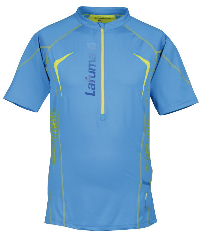 Lafuma Speed Trail T-Zip blue