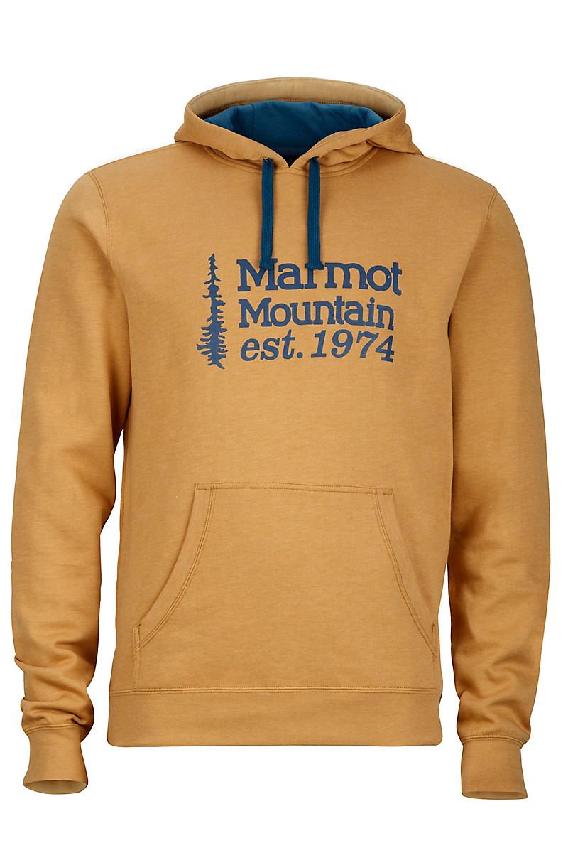 Marmot 74 Hoody chamois heather