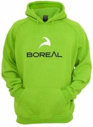Boreal Sudadera Logo verde