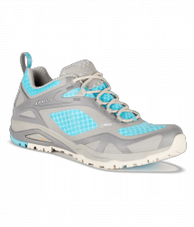 Aku Alpina Light GTX W light blue/grey