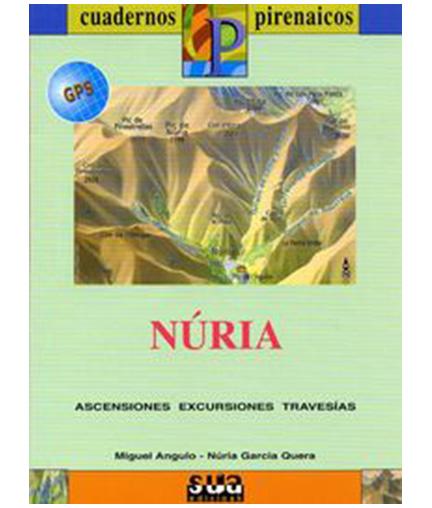 Nuria (libro+mapa)