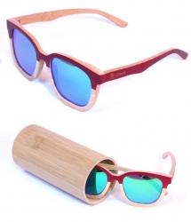 LePirate Girl Bamboo Glasses albarracín