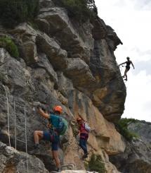 Vía Ferrata de la Escaleruela