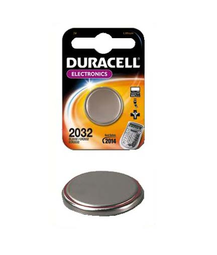 Duracell DL 2032 3V litio