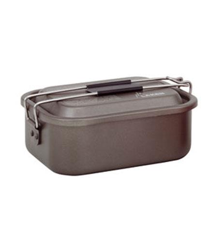 Laken Aluminium Lunch Box 1,2 l.