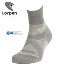 Lorpen T2TCXS Light Hiker Shorty mid grey