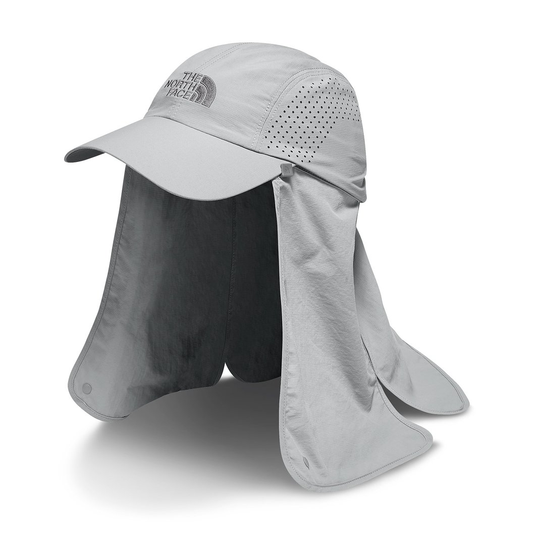 TNF Sun Shield Ball Cap mid grey