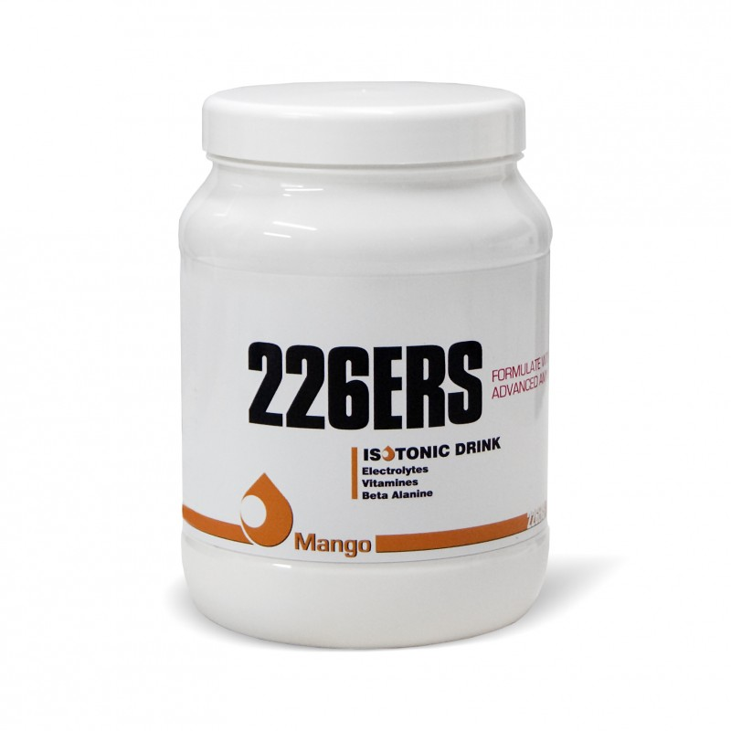 226ers Isotonic Drink Mango 500 grs.