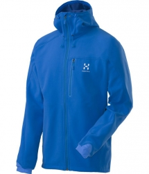 Haglöfs Gecko Hood storm blue