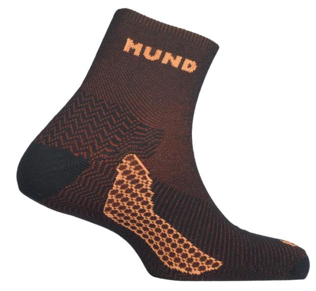 Mund Trekking/Running antiampollas negro