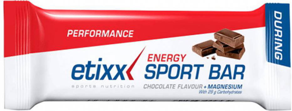 Etixx Energy Sport Bar Chocolate 40g