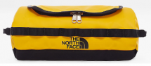 TNF Base Camp Travel Canister summit gold