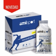 AMLSport Magnesio Total Gel 20 ml limón