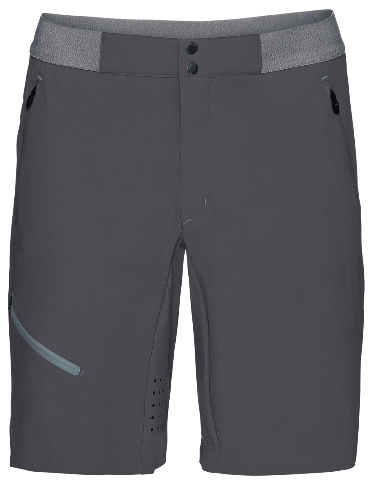 Vaude Men's Scopi LW Shorts II iron