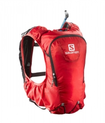 Salomon Skin Pro 10 Set  bright red/black