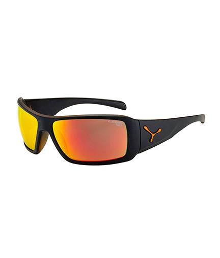 Cébé Utopy matt black orange 1500 grey fm orange