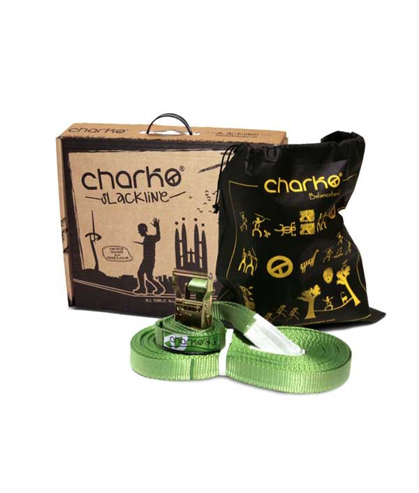 Charko Spider Band Slack Line
