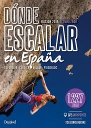 Donde Escalar en España 2018
