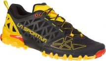 La Sportiva Bushido II black yellow