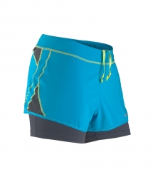 Marmot Ascend Short 2 in 1 W'S blue