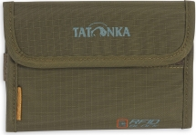 Tatonka Money Box RFID olive